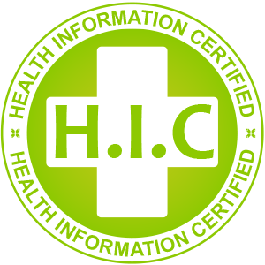 Health Information Certified